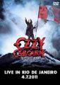 OZZY OSBOURNE / LIVE IN RIO DE JANEIRO 4-7-2011