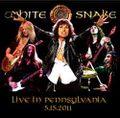 WHITESNAKE / LIVE IN PENNSYLVANIA 5-15-2011