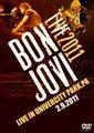 BON JOVI / LIVE IN UNIVERCITY PARK,PA 2-9-2011