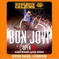 BON JOVI / LIVE AT HYDE PARK,LONDON 6-25-2011
