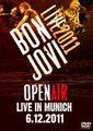 BON JOVI / LIVE IN MUNICH,GERMANY 6-12-2011
