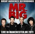 MR.BIG / LIVE IN MANCHESTER,UK 9-17-2011