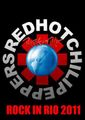 RED HOT CHILI PEPPERS / ROCK IN RIO 9-25-2011