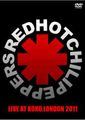 RED HOT CHILI PEPPERS / LIVE AT KOKO,LONDON  9-2-2011