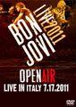 BON JOVI / LIVE IN ITALY 7-17-2011
