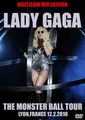 LADY GAGA / MONSTER BALL TOUR IN FRANCE 12-2-2010 MULTICAM MIX EDITION