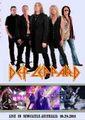 DEF LEPPARD / LIVE IN AUSTRALIA 10-29-2011