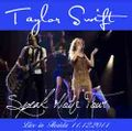TAYLOR SWIFT / SPEAK NOW TOUR IN FLORIDA 11-12-2011