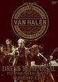 VAN HALEN / DRESS REHEARSAL IN LOS ANGELES 2-8-2012