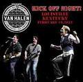 VAN HALEN / LIVE IN LOUISVILLE 2-18-2012