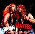DAMN YANKEES / LIVE IN NEW YORK 7-24-1990