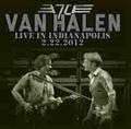 VAN HALEN / LIVE IN INDIANAPOLIS 2-22-2012