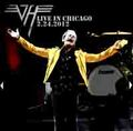 VAN HALEN / LIVE IN CHICAGO 2-24-2012&INDIANAPOLIS 2-22-2012 COLLECTOR'S EDITION