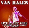VAN HALEN / LIVE IN NEW YORK 2-28-2012