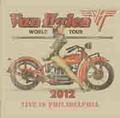 VAN HALEN / LIVE IN PHILADELPHIA 3-5-2012