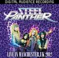 STEEL PANTHER / LIVE IN MANCHESTER,UK 3-30-2012