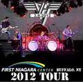 VAN HALEN / LIVE IN BUFFALO,NY 3-9-2012