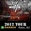 VAN HALEN / LIVE IN BOSTON,MA 3-11-2012
