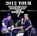 VAN HALEN / LIVE IN MANCHESTER,NH 3-13-2012