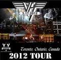 VAN HALEN / LIVE IN TORONTO 3-17-2012