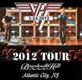 VAN HALEN / LIVE IN NEW JERSEY 3-24-2012