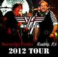 VAN HALEN / LIVE IN READING,PA 3-26-2012