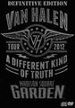 VAN HALEN / LIVE AT MADISON SQUARE GADEN,NEW YORK 2012 DEFINITIVE EDITION