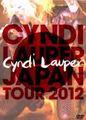 プレゼント★CYNDI LAUPER / LIVE IN JAPAN 3-11-2012
