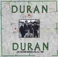 DURAN DURAN / LIVE IN RENO,NEVADA 4-2-1984