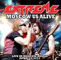 EXTREME / LIVE IN MOSCOW 4-25-2012
