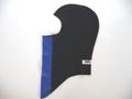 CLA フェイスマスク メッシュ ブラック×ブルー