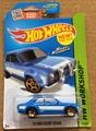 '70フォードエスコート RS1600  ブルー ワイルドスピード