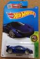 マクラーレンP1 ブルー