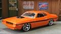 '70ダッジチャレンジャー オレンジ ルース開封品 ※塗装ハゲあり