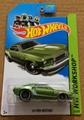 '69フォードマスタング グリーン 2013ホットウィール