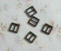 日型バックル(4mmテープ幅)