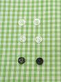 プラスナップ 縫い付け 4mm (10個セット)