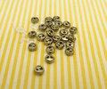 二つ穴メタルボタン(3mm)