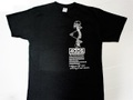 4DS  Tシャツ ブラック