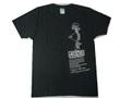 4DS Tシャツ Vネック ブラック