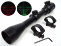 Bushnell 3~9 x 40 Rangefinder Rifle Scope