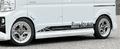 エブリイ ワゴン(DA17W)ワイドオーバーフェンダー(未塗装品)