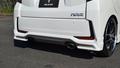 ムーブカスタム(LA150S)2WD車 リアアンダースポイラー(未塗装品)