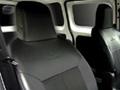 NV200クールブラックシートカバーセット(DX・VXスタンダードセット用)セカンドシートシートベルト付き車