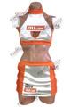 R2007:ワンウエイセパレーツ(ホワイト&オレンジ)