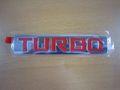 TURBO 汎用エンブレム 新品