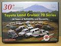 30th Toyota Land Cruiser 70 Series  DVDビデオ 第3弾