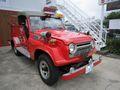 FJ56消防車 昭和53年式 車検2年付き 自家用登録