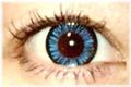 ColourVUE BIGEYES【COOL BLUE】15mm青コン 2枚1セット