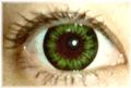 ColourVUE BIGEYES【PARTY GREEN】15mm緑コン 2枚1セット